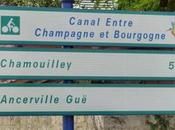 canal entre champagne bourgogne