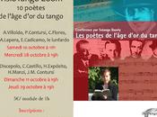 Deux conférences poètes tango Solange Bazely [ici]