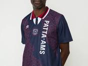 Patta resortir mythique maillot l'Ajax Amsterdam