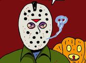 Halloween port masque
