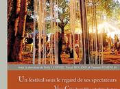 Parution l'ouvrage collectif Festival sous regard spectateurs Viva Cité public dans