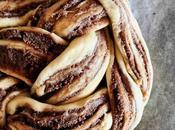 Babka Praliné, Sésame Cacahuètes (moelleux garanti)