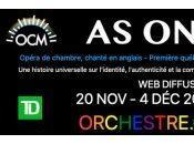 première québécoise pour l'opéra Laura Kaminsky avec l'Orchestre classique Montréal enregistrement L'amant jaloux d'André Grétry l'ensemble Notturna