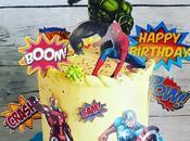 Layer Cake super héros Avengers