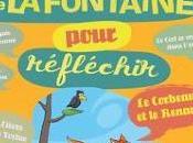 fables Fontaine pour réfléchir Laetitia Pelisse illustré Mauro Mazzari