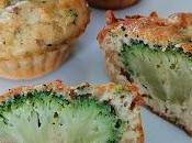Muffins thon brocoli