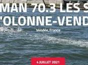 Objectif 2021 participer Finir…70.3 Sables d'Olonne