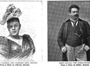 Otto Marie Brucks, baronne Marie-Louise Wallersee, Comtesse Larisch.