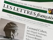 S'abonner Lettres françaises