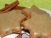 ETOILES CANNELLE (ZIMSTERNE) (sans gluten, végétalien)