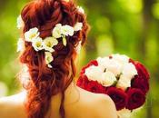 points considérer pour porter couronne fleurs mariage