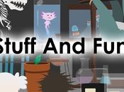 Strange Stuff Funky Newsletter SSAFT ans!