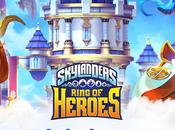 Skylanders Ring Heroes fait plein nouveautés