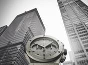 Hublot presente classic fusion concrete jungle, inspiree york