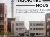 Appel candidature résidence fondation fiminco