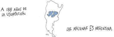 Malvinas argentinas cause progresse Europe [Actu]