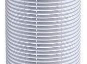 ROWENTA SILENT COMFORT 1ère colonne 3-en1 (Chauffage Ventilateur Filtre) ULTRA SILENCIEUSE VRAIMENT