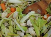 blanquette légumes (sans viande) déchire