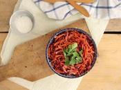 Salade betterave-carotte noix coco