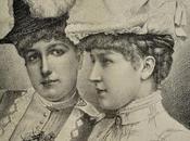 princesses Louise Stéphanie Belgique faisaient d'un magazine viennois 1886