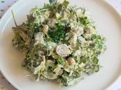 Salade chou Coleslaw façon (Vegan)