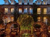 Luxe hôtellerie tête dans étoiles Paris