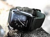 Fuite Apple Watch Explorer Edition