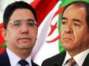 délégation algérienne retire d'une réunion cause carte Maroc incluant Sahara