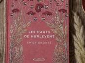 Hauts Hurlevent Emily Brontë