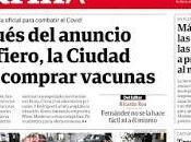 Mort d'Édimbourg quel traitement réserve presse argentine [ici]