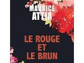 "rouge brun"" Maurice Attia"
