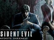 Resident Evil Infinite Darkness nous dévoile arrivée Netflix vidéo