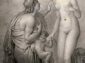 Galerie Nouvelle Athènes -dessins aquarelles Chaptal Paris