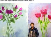 FRAC Occitanie Montpellier Gregory Forstner fleurs pour audacieux-