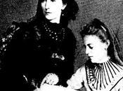 Henriette Mendel, baronne Wallersee, fille Marie, future comtesse Larisch