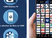 Mondial application pour regarder direct smartphone