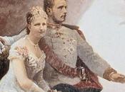 Allegorie Verlobung Rudolf Stephanie Belgien Allégorie pour mariage Rodolphe Stéphanie