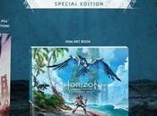 éditions collector spéciales Horizon Forbidden West