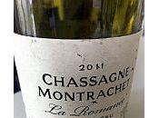 Reprise Chassagne Romanée 2011 Buisson Charles puis Morey Coffinet, Lais blanc, Schistes Caune d'en Joffre, Volnay Rebourgeon, Crozes Clos grives