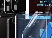 Installer soi-même protection d'écran smartphone