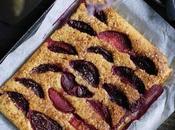 Gâteau express prunes