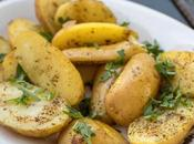 Pommes terre vapeur thermomix