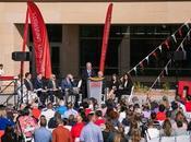 Dixie State consacre nouveau bâtiment scientifique technologique