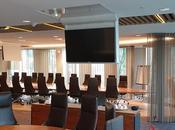 Audipack FFCL-90100 ascenseur plafond pour écrans géants jusqu'à 100″