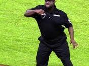 gardien sécurité dansant Houston Astros revient vidéo virale