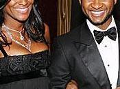 Usher Tameka heureux évènement