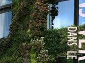 """Jardins verticaux dans monde entier"""