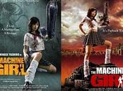 Machine Girl, nanard gore japonaise