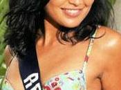 Valérie Bègue, Miss France 2008 Geneviève Fontenay