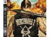 Mercenaries flambe images